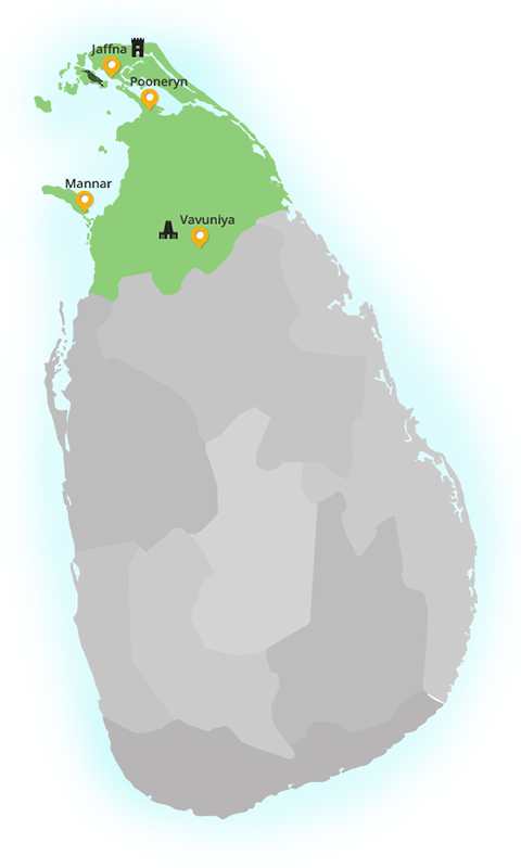 North Map